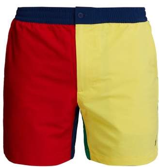 c2bf7106a386 Polo Ralph Lauren Block Coloured Swim Shorts - Mens - Multi