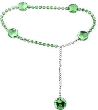 Dolce & GabbanaD&G Crystal-Embellished Waist Belt