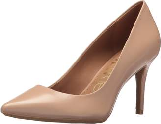 Calvin Klein Women's Gayle Metallic Stingray Pump