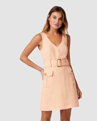 Forever New Sasha Belted Safari Dress