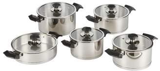 Black King Cookware Set