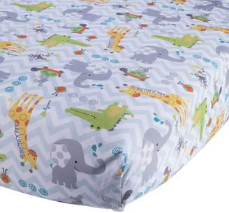 Lambs & Ivy Crib Fitted Sheet