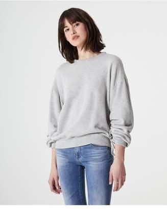 AG Jeans The Karis Sweatshirt - Heather Grey