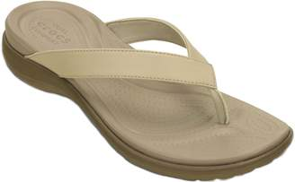 Crocs Thong Sandals - Capri V Flip