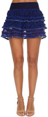 Warehouse Poupette St Barth Bibi Mini Skirt