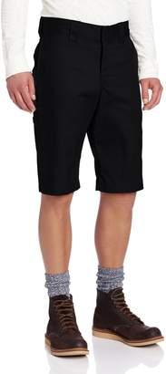 Dickies Men's 13 Inch Slim Fit Lightweight Twill Work Short