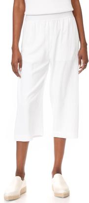 DKNY Crop Pants $198 thestylecure.com