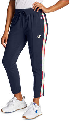 Champion Heritage Varsity-Stripe Pants