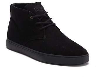 Clae Bradley Mid-Top Suede Sneaker