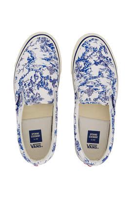Vans Chinoiserie OG Classic Slip-On LX Sneaker