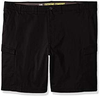 Lee Men's Big and Tall Performance Series Extreme Comfort Cargo Short