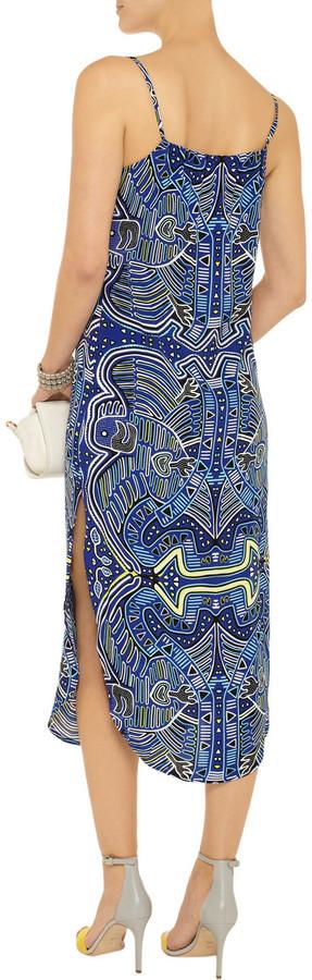 Mara Hoffman Printed woven dress