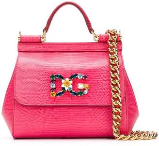 e4b423a150 Dolce   Gabbana Pink Magnetic Closure Bags For Women - ShopStyle ...