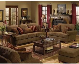 Red Barrel Studio Baltic Reclining Configurable Living Room Set