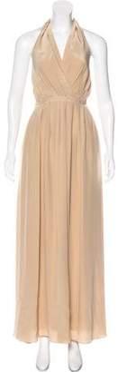 3.1 Phillip Lim Silk Halter Dress