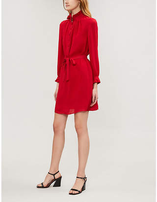 Claudie Pierlot Rapide woven dress