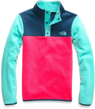 The North Face Glacier Quarter Snap Fleece Pullover