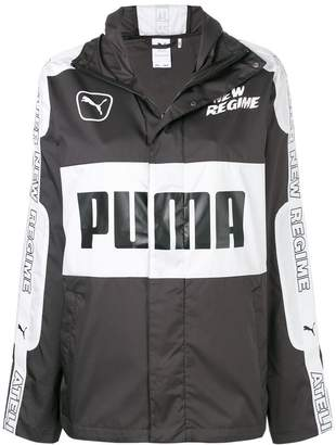 Puma New Regime shell jacket