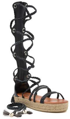 Free People Bondi Tall Gladiator Platform Sandal