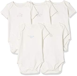 Mothercare Baby Girls Squeak Bodysuit,(Manufacturer Size: 68 cms)
