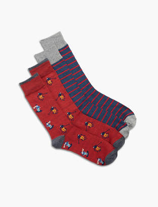 Lucky Brand SKI 2 PACK SOCK