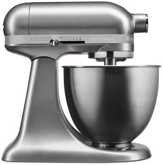 KitchenAid Artisan Mini 3.5-Quart Tilt-Head Stand Mixer in Contour Silver