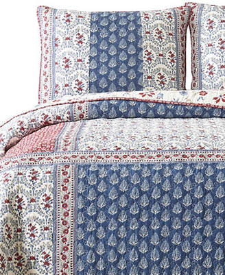 Jessica Simpson Galieri 140 Thread Count Cotton Quilt Set
