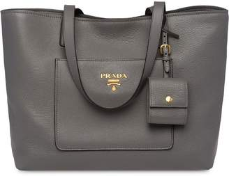 Prada Leather Tote