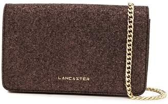 Lancaster glittered shoulder bag