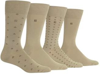 Chaps Men's 4-pk. Dress Socks