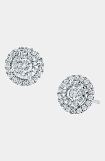 Kwiat Women's 'Sunburst' Diamond Stud Earrings