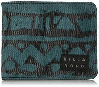 Billabong Men's Tides Wallet, black/multi ONE