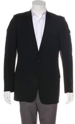 Christian Dior 2004 Wool Two-Button Blazer