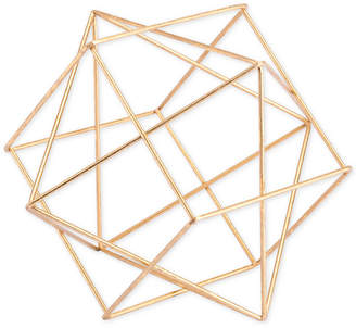 ZUO Cosmic Large Wall Decor Gold