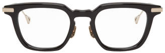 Native Sons Black and Gold Asimov Glasses