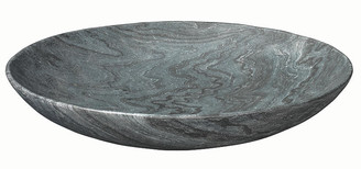 """Jamie Young 24"""" Extra-Large Marble Bowl - Gray"""