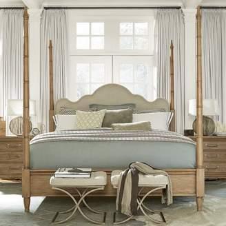 Laurèl Foundry Modern Farmhouse Hazeltine Upholstered Panel Bed