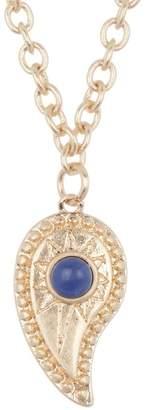 Rebecca Minkoff Paisley Pendant Necklace