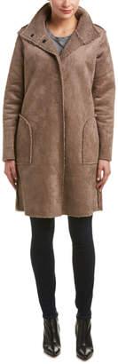 Velvet by Graham & Spencer Reversible Coat