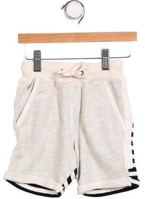 Scotch & Soda Boys' Stripped Knit Shorts w/ Tags
