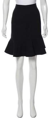 DKNY Knee-Length Flared Skirt