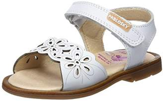 Pablosky Kids Girls' 31600 Open Toe Sandals