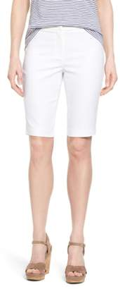 Nic+Zoe 'The Perfect' Stretch Woven Trouser Shorts