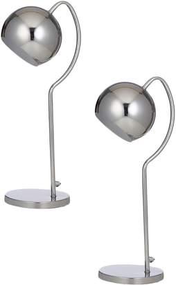 Amalfi by Rangoni Felix Desk Lamp (Set of 2)