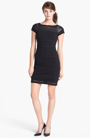 Diane von Furstenberg 'Novi' Knit Sheath Dress