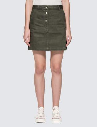 A.P.C. Adele Mini Skirt