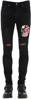 Dom Rebel Skull Jeans