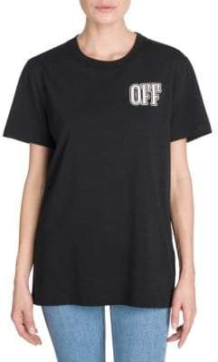 Off-White Lips Graphic Tee