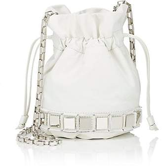 Tomasini Women's Lucile Bucket Bag - White