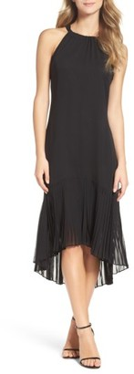 Women's Vince Camuto High/low Midi Dress $168 thestylecure.com